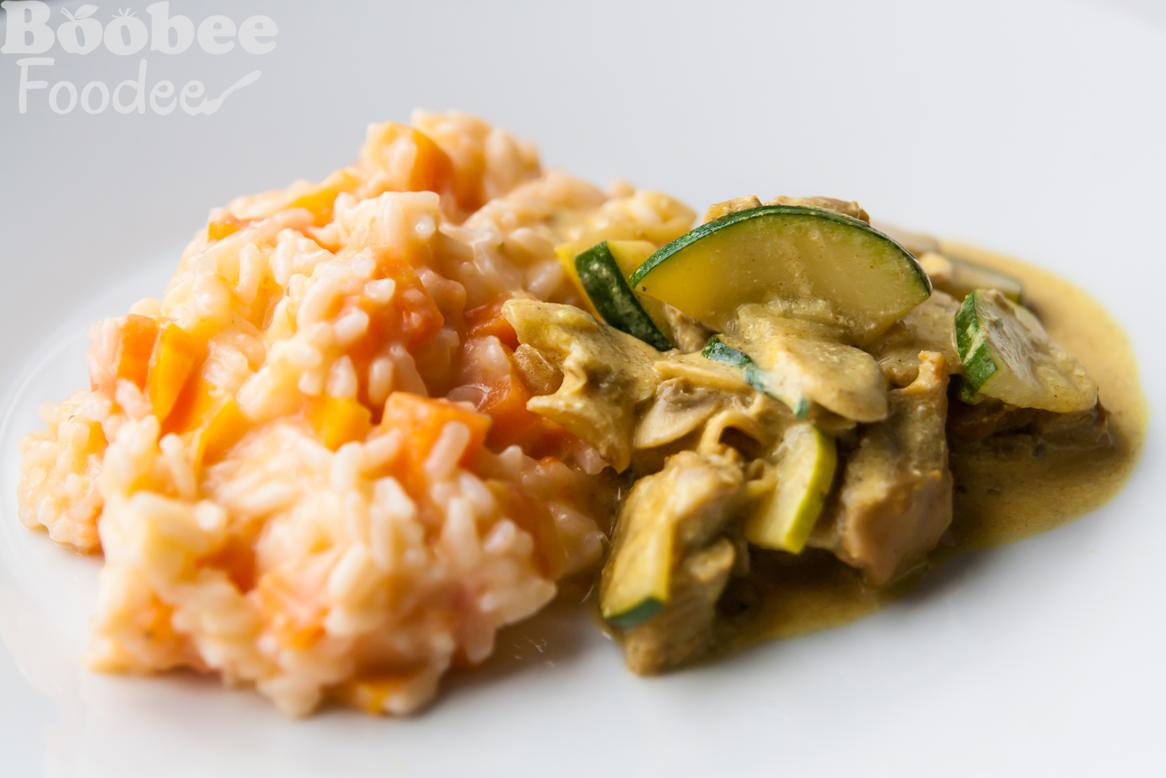 korenckova rizota piscanec curry1