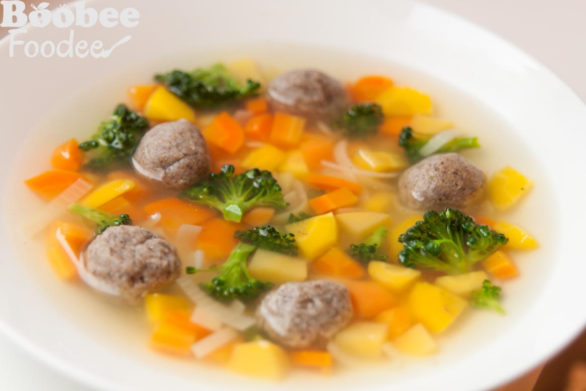 hitra juhica koleraba rumeno korenje korenje brokoli por ajdovi cmocki
