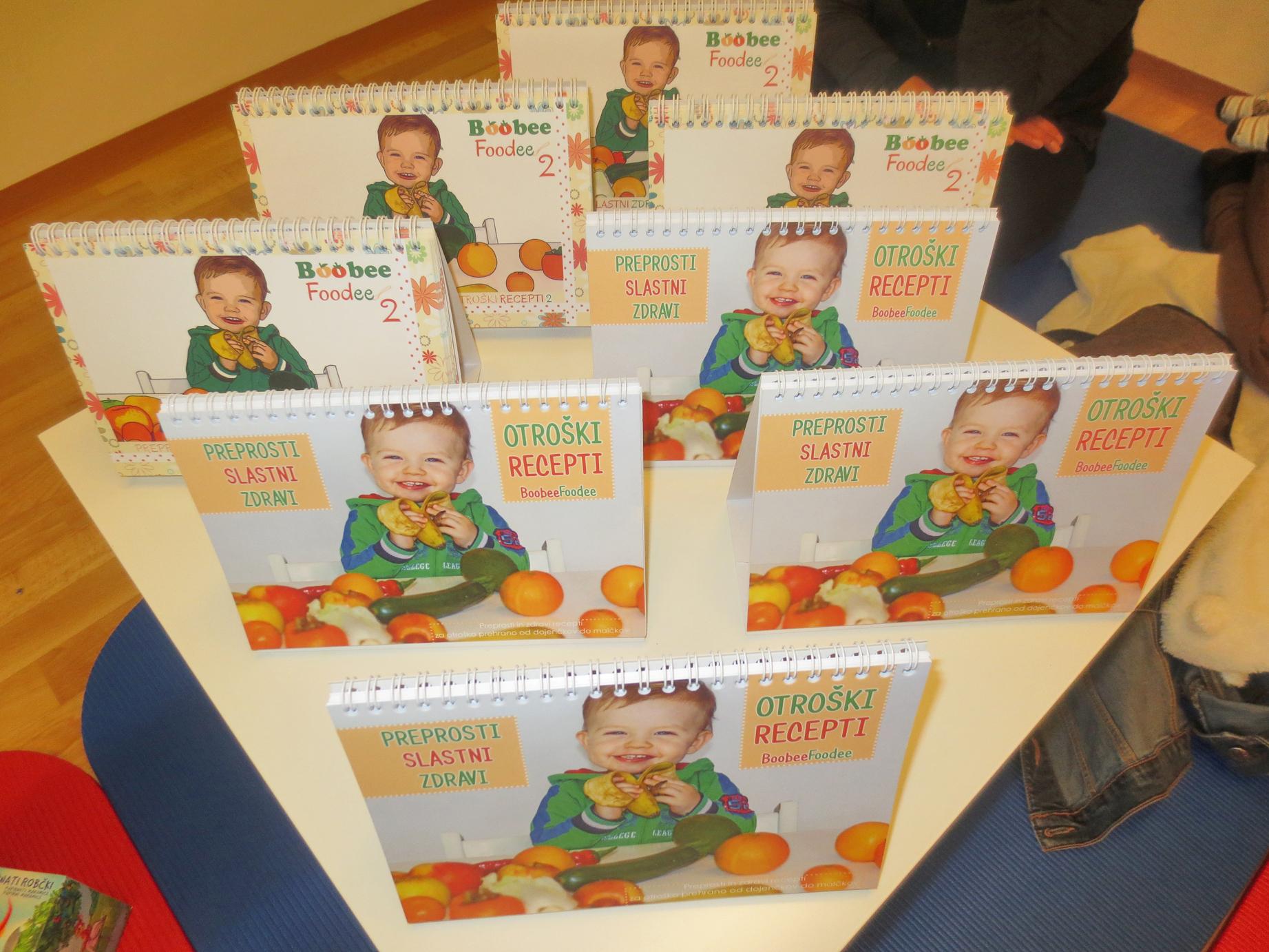 Predstavitev knjigic v Mariboru, Baby Fit