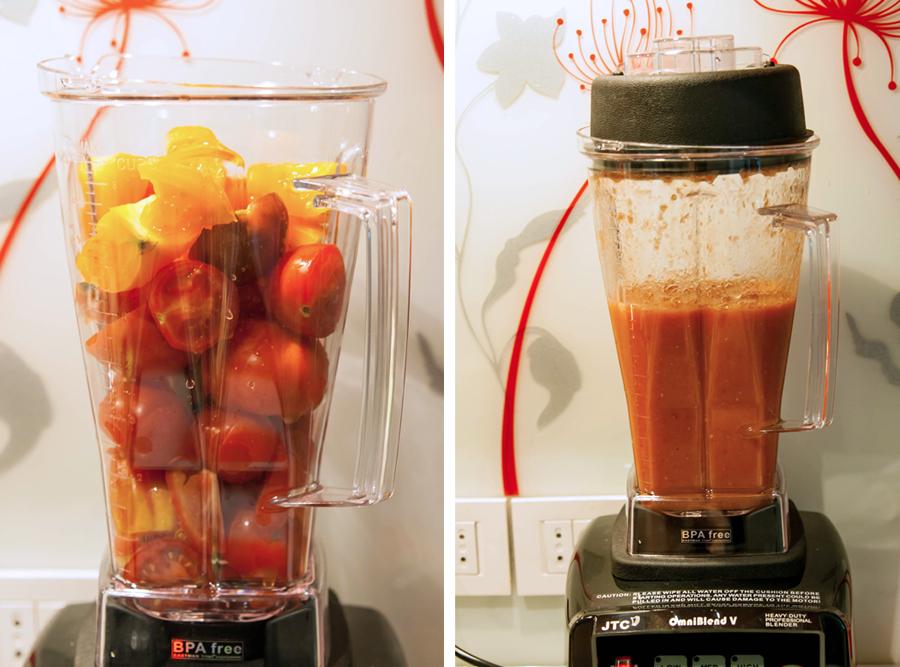 paradajz blend