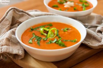 paradiznikova juha
