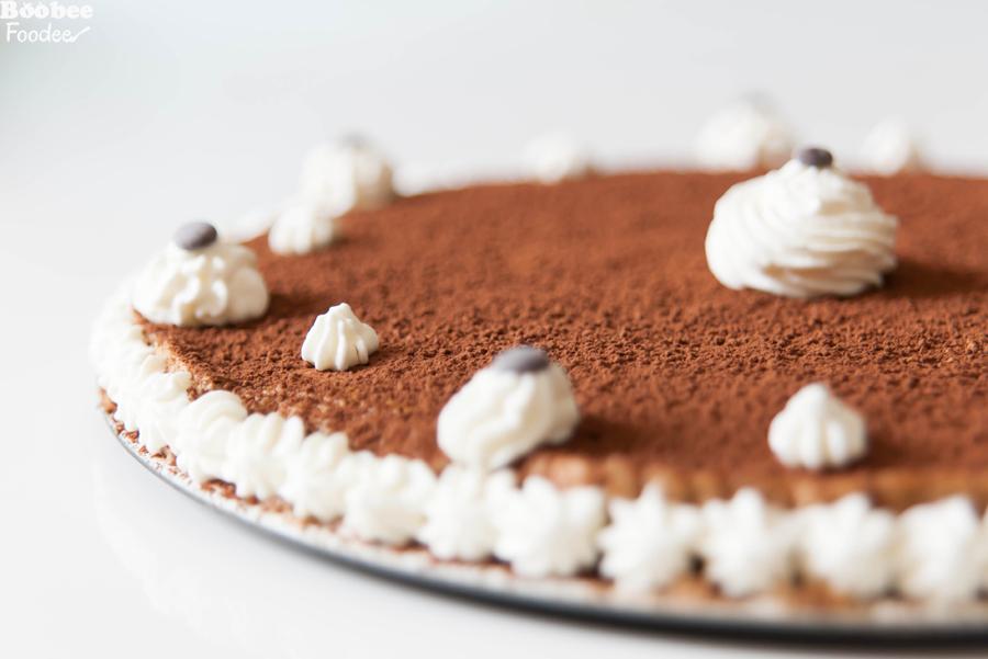 nebeska torta s cokolado