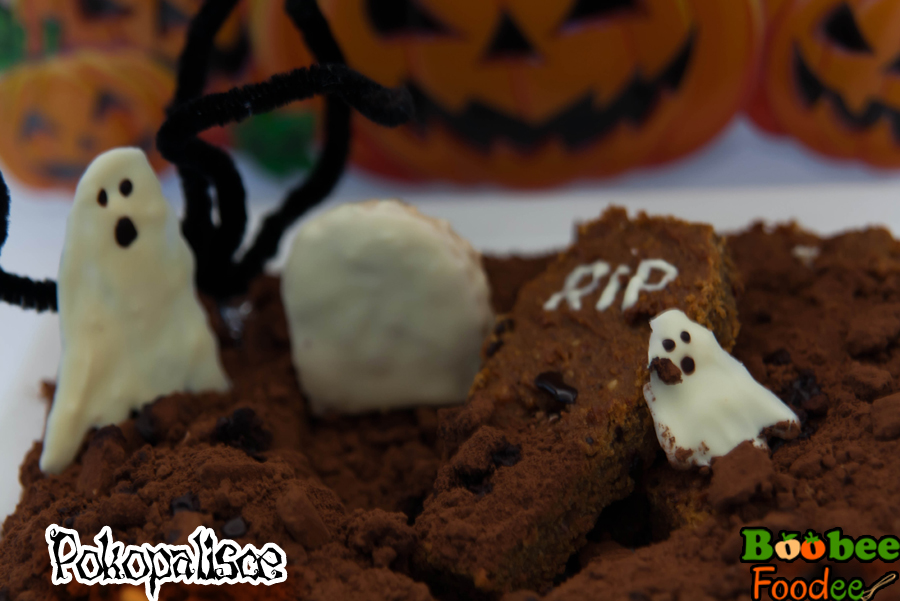 STRAŠtastični recepti za noč čarovnic (Halloween)