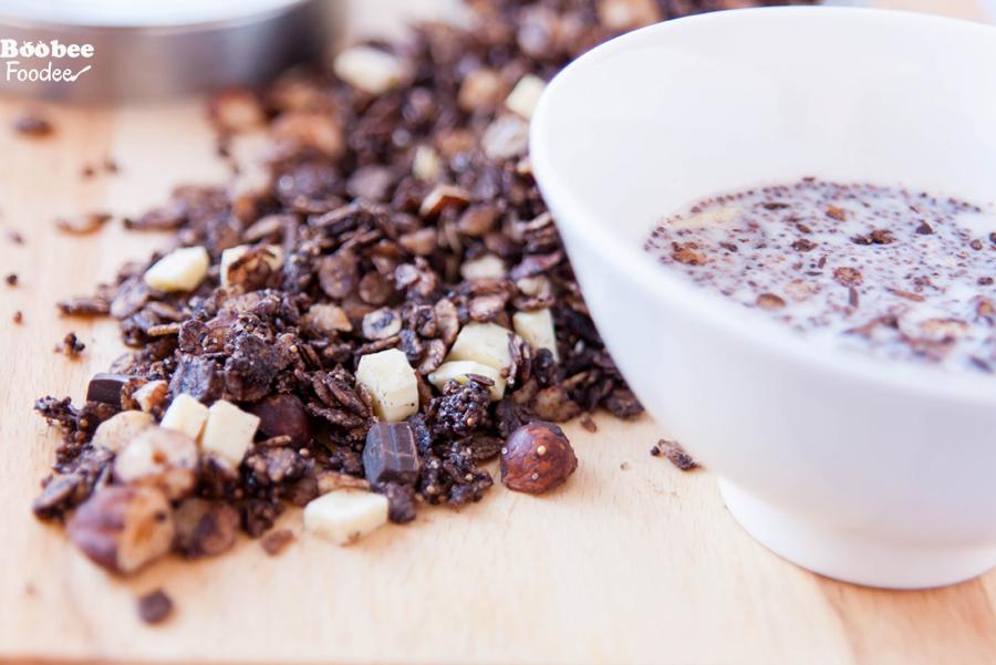 Granola Čokoleko