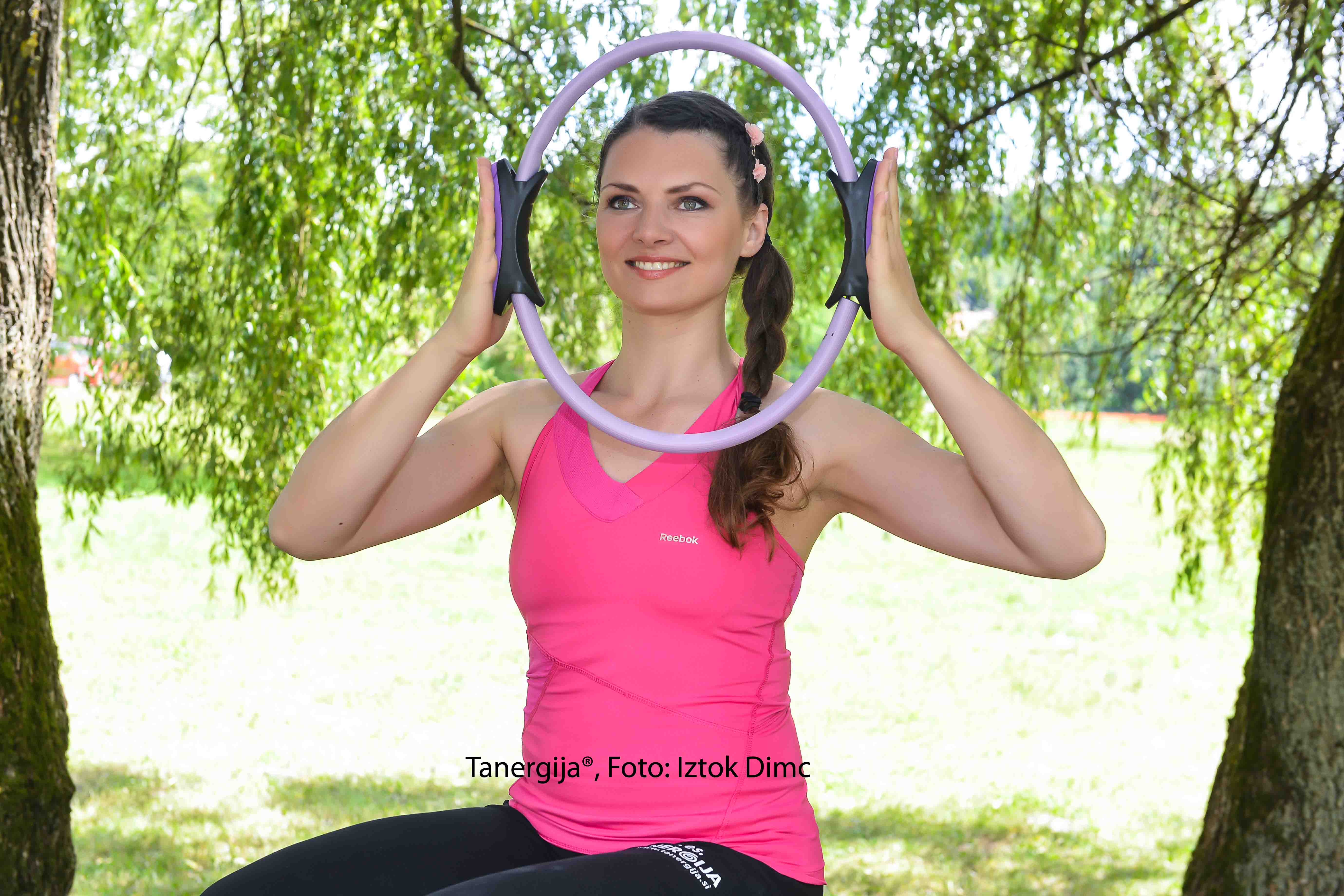 Pilates vadba v Tanergiji, 4. del