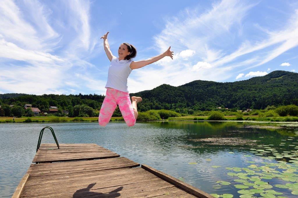 Pilates vadba v Tanergiji, 3. del