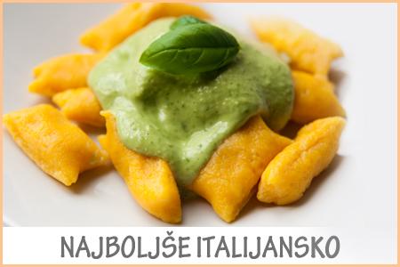 najboljse italijansko