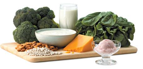 NA POMOČ – Priporočena hrana pred zanositvijo
