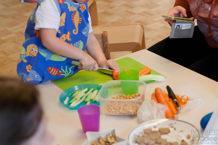 Delavnica Kuharija za najmlajše