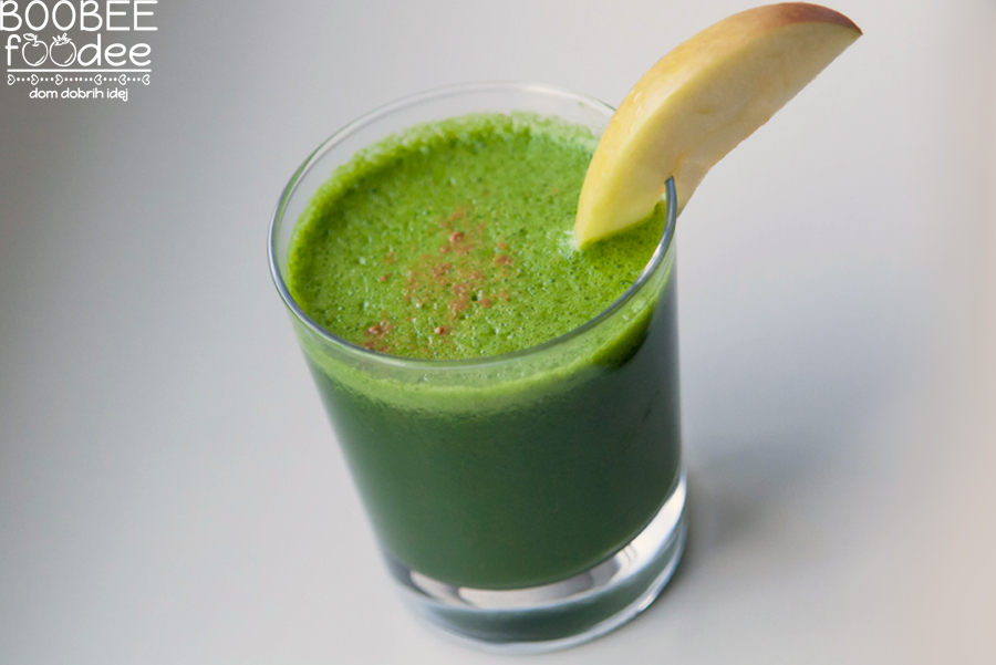 Brokolijev zdrav sok