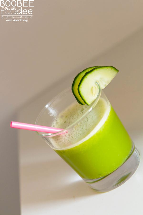 Zdrav kumarični sok
