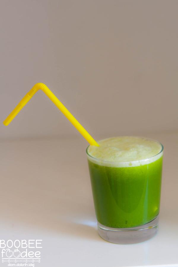 Zdrav bučkin sok