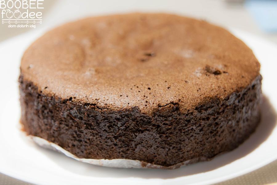 cokoladna torta brez moke